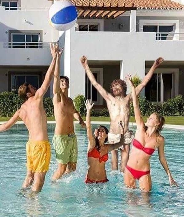 Best pool party ever