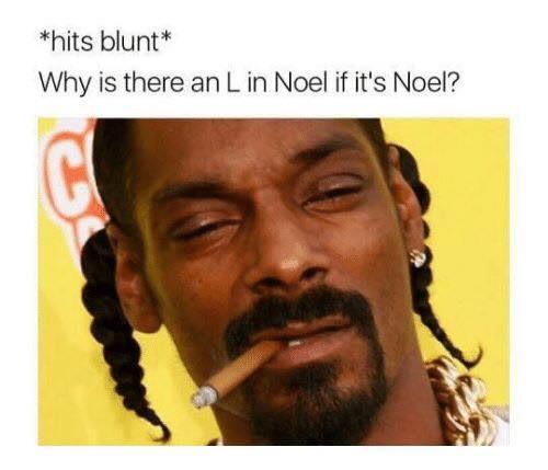 No L in Noel